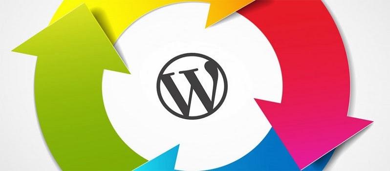 《截止今日全球网站份额wordpress占了约32%!》